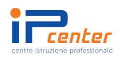Logo IP Center collaboratore eCletticaLab