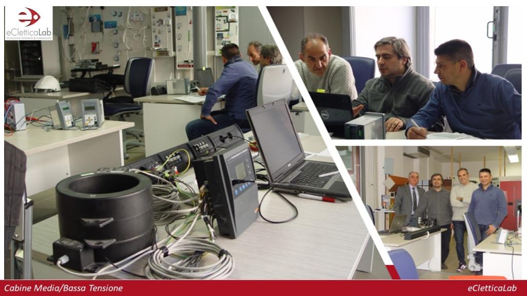 Grande soddisfazione al corso pratico sulla gestione, manutenzione adeguamento delle cabine MTBT